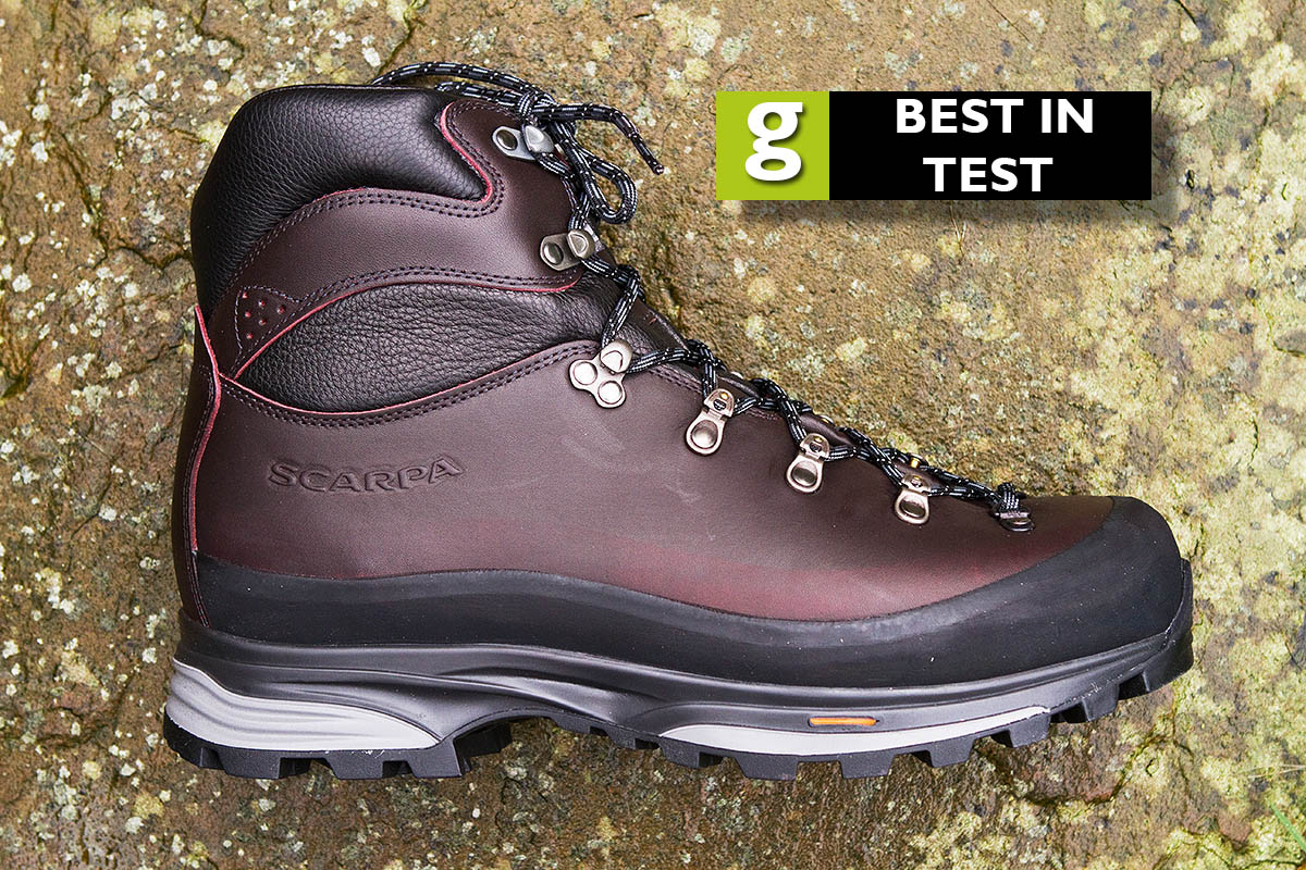 Grough On Test Three To Four Season Walking Boots