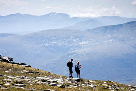 The MCofS is worried hillwalking and other mountain activities could be the subject of regulation