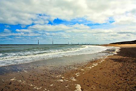 The coast at Sea Palling. Photo: Paul Buckingham CC-BY-SA-2.0