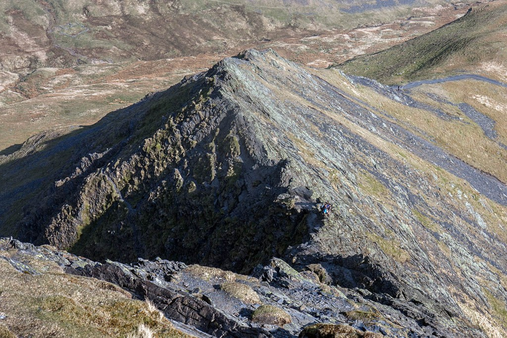 The incident happened on Sharp Edge. Photo: Bob Smith/grough