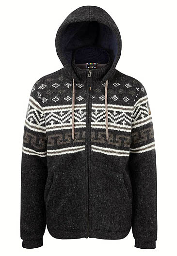The Sherpa Kirtipur Sweater Jacket