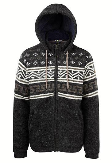 The Sherpa Kirtipur Sweater Jacket