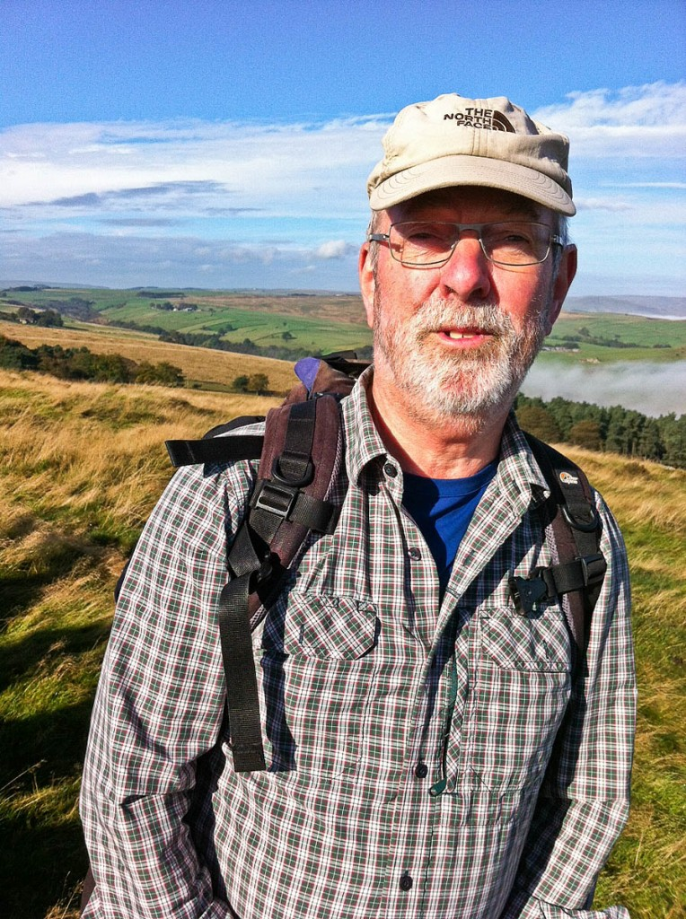 Simon Birch, chairman of the Mountain Bothies Association