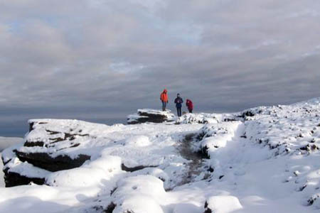 Simonside in the Northumberland national park. Photo: David Coxon CC-BY-2.0