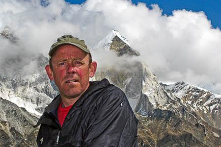 Simon Yates will lead the walk up Blencathra