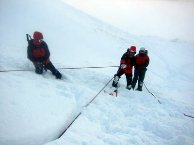 Mountaineers and walkers need to plan ahead for their trips to the hills, experts said
