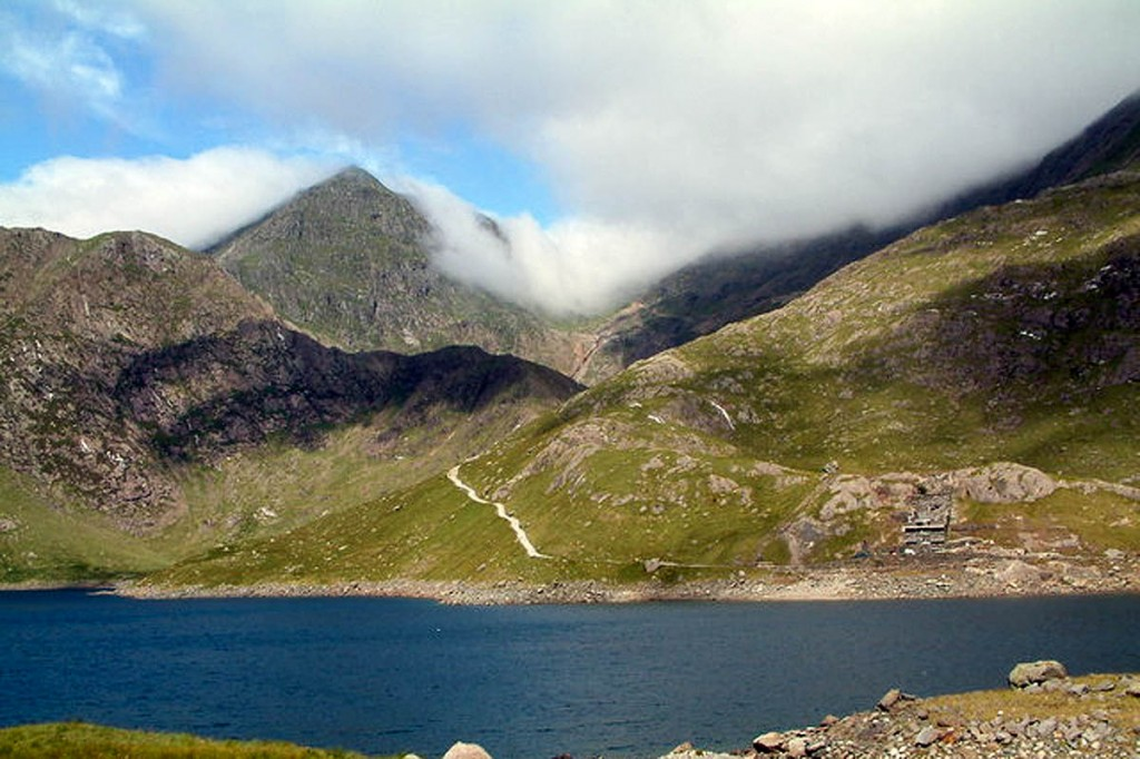The assault allegedly happened near the summit of Snowdon. Photo: brian CC-BY-SA-2.0