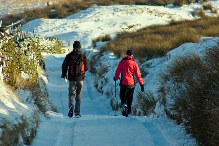 Outdoor lovers head for a new decade as we look back on 2009
