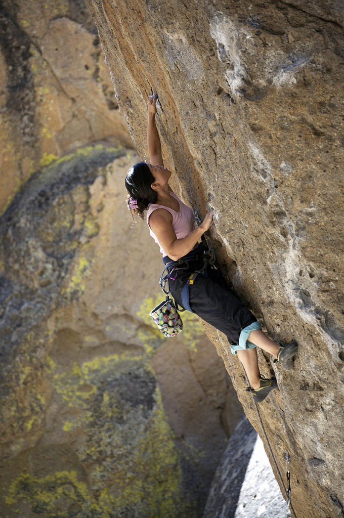 Sportclimbing could be included in the 2020 Olympics. Photo: Ram Sripracha CC-BY-SA-3.0