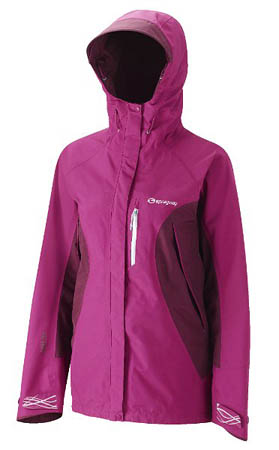 The women's Calyx jacket