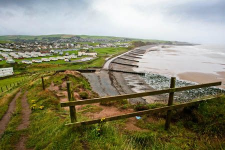 Coastal access is still problematic at many places in England