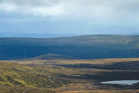 The MCofS said the windfarm will be visible from surrounding mountains. Photo: Karl and Ali CC-BY-SA-2.0