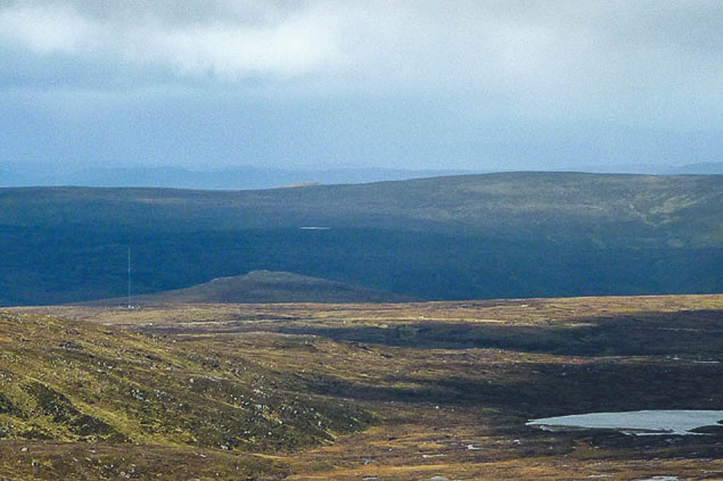 The site of the planned Stronelairg windfarm. Photo: Karl and Ali CC-BY-SA-2.0