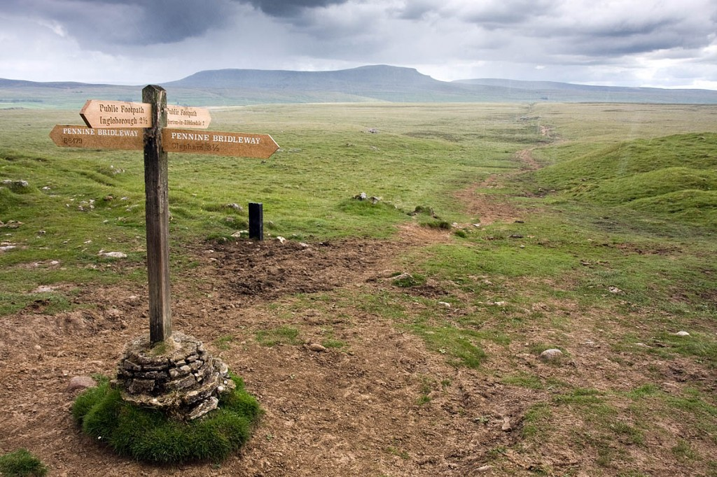 At the crossroads? The Yorkshire Dales is selling off properties