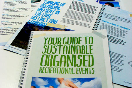 The guide hopes to encourage best practice among event organisers