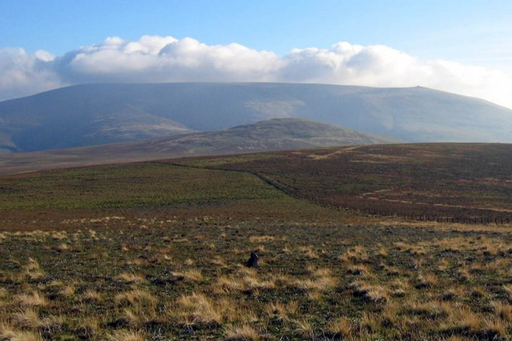 The walkers had set off for a trip up The Cheviot. Photo: Hill Walker CC-BY-SA-2.0