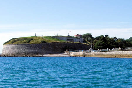 The Nothe, Weymouth. Photo: Jim Linwood CC-BY-2.0