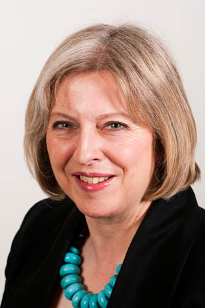 Home Secretary Theresa May: vital that we take a measured approach. Photo: Home Office CC-BY-2.0