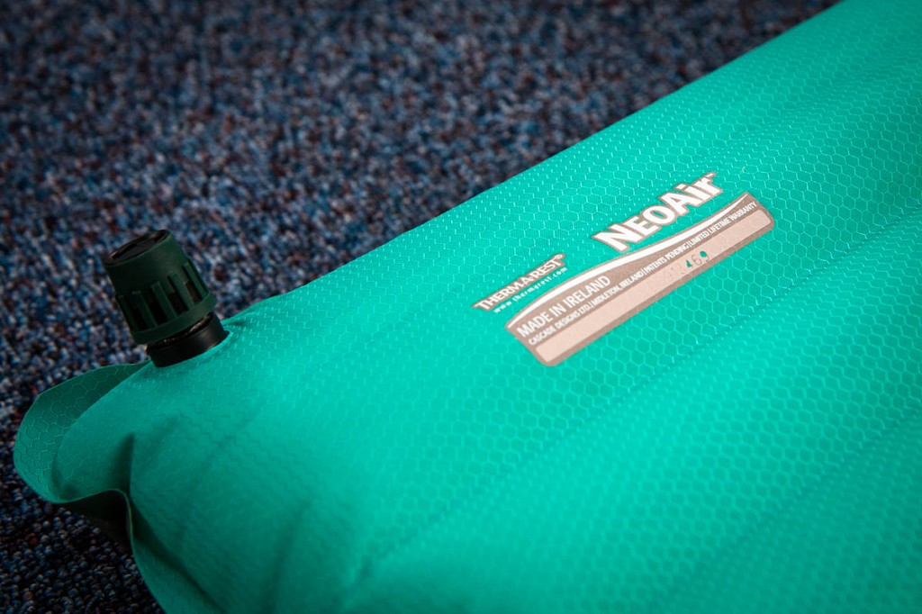 Therm-a-Rest's NeoAir inflatable mattress is made in its Middleton factory near Cork