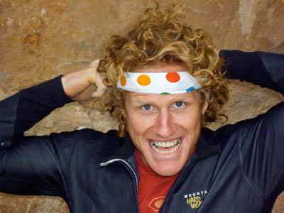 Climber Tim Emmett