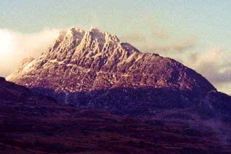 The climbers got into difficulties on Tryfan's east face. Photo: Pip Rolls CC-BY-SA-2.0