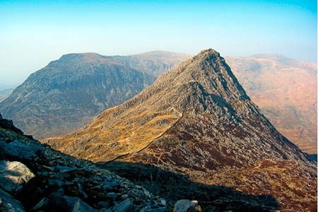 Tryfan, scene of two rescues for the same walker. Photo: Espresso Addict CC-BY-SA-2.0