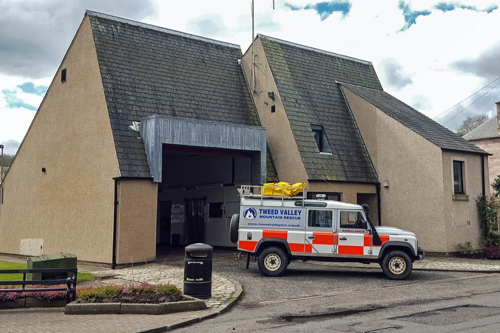 The former Melrose fire station will be the team's new base