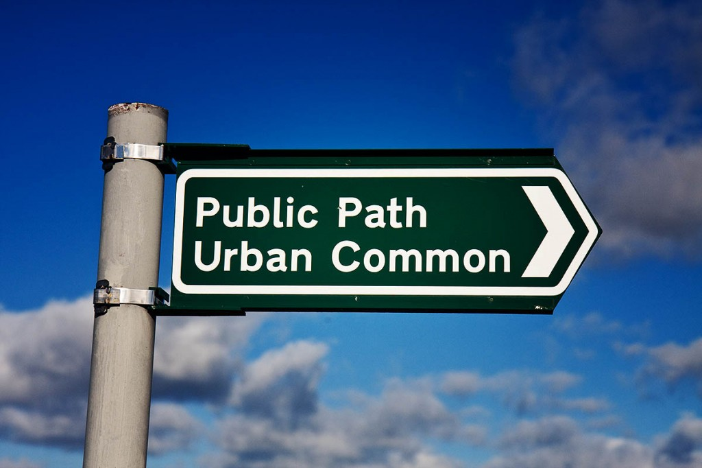 New access rights are possible on commons in the two areas