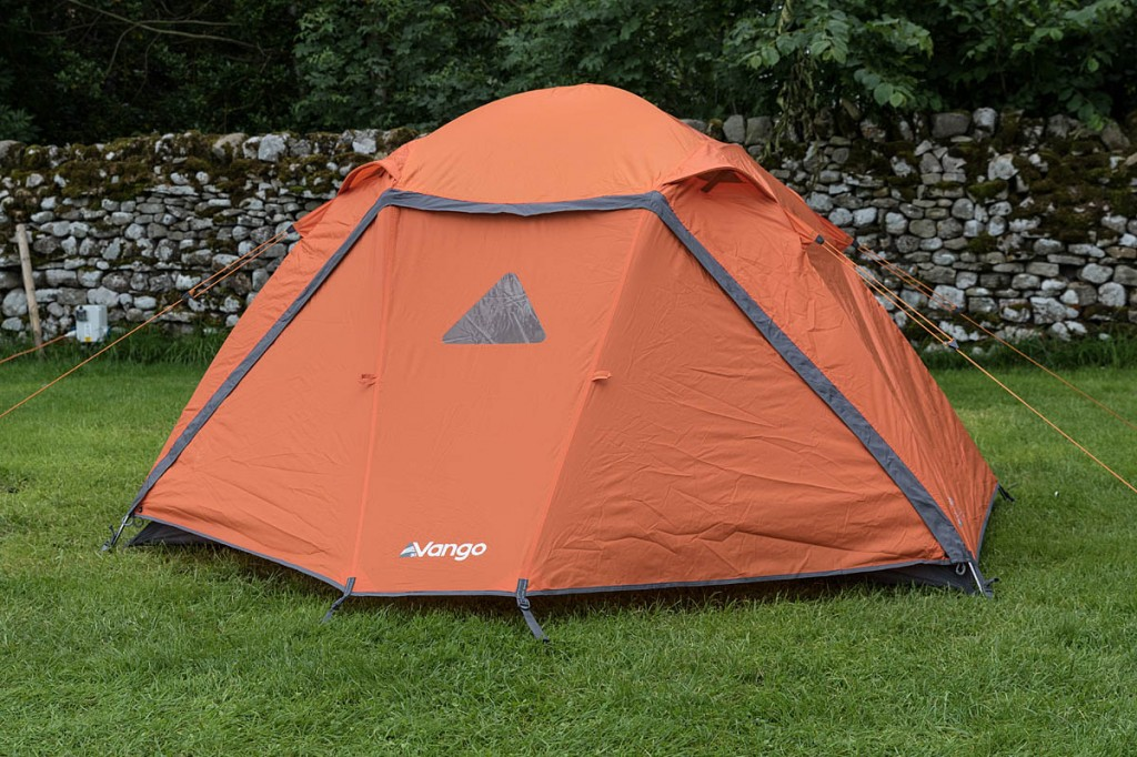 Vango Mistral 200. Photo: Bob Smith/grough