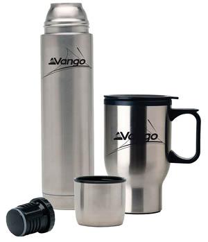 The Vango flask and mug