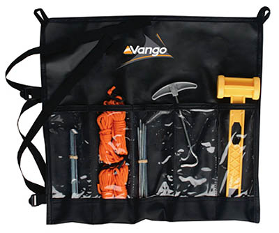 The Vango tent kit