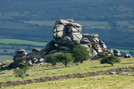 Vixen Tor. Photo: Paul Englefield CC-BY-2.0