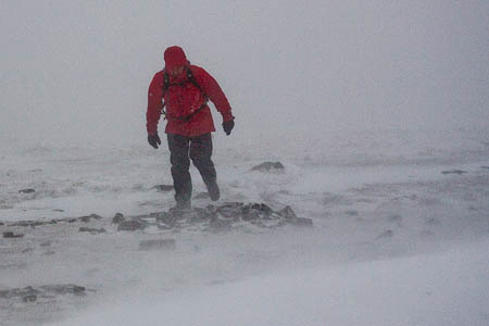 Tomorrow and Thursday may not be the best of days to go hillwalking