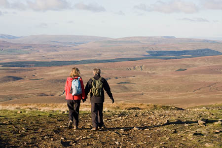 The Ramblers campaign on behalf of walkers throughout Britain