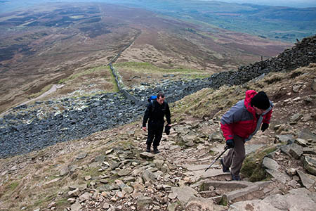 The BMC wants to be seen to represent hillwalkers and not just climbers