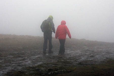 UK walkers demand high performance from their waterproofs