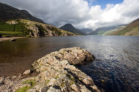 Wast Water. Sellafield currently has a licence to extract its water for cooling at the coastal site
