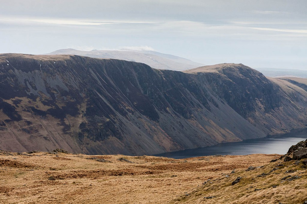 Illgill Head, Whin Rigg and the Wastwater Screes, scene of numerous rescues