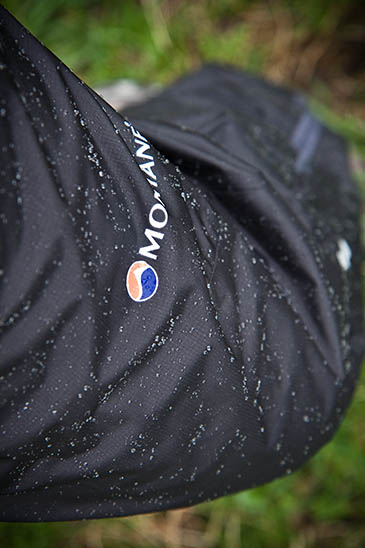 A pair of waterproof trousers is essential in the British outdoors