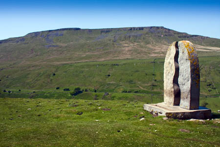 Wild Boar Fell, Cumbria, would be included in an enlarged Yorkshire Dales nationa park