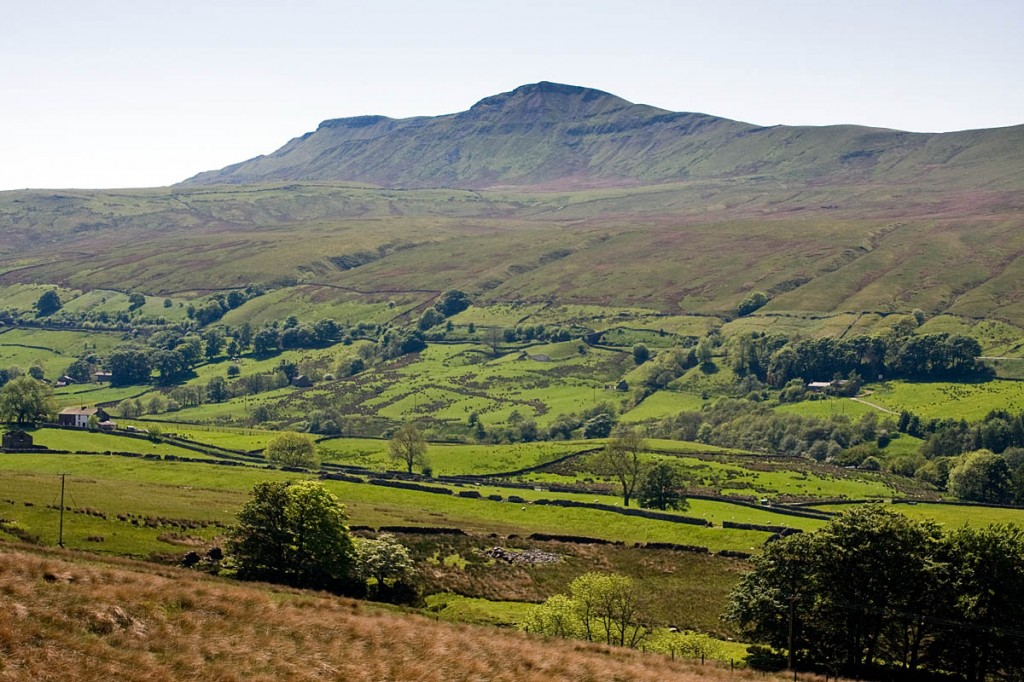 Wild Boar Fell and Mallerstang will be included in the enlarged Yorkshire Dales