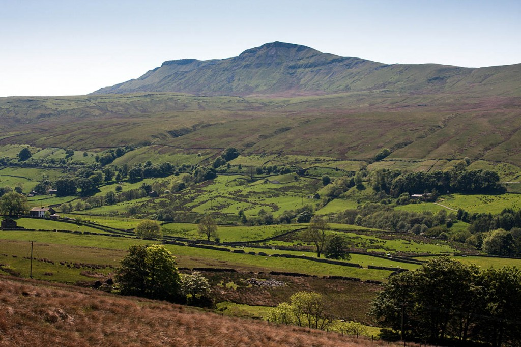 Wild Boar Fell and Mallerstang will be included in the enlarged national park