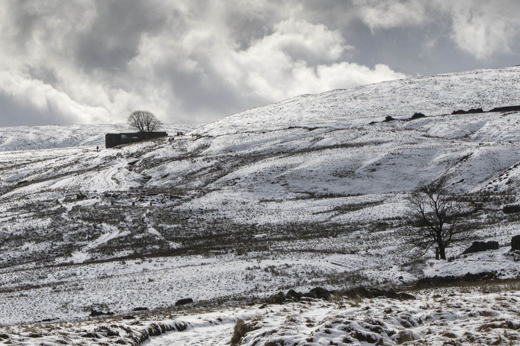 Top Withins can still be subject to wintry weather in late spring