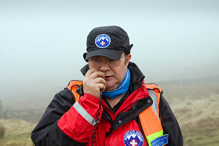 Team leader John Halstead: 'We need to formulate the search pattern'