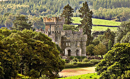 The woman was walking near Wray Castle when she fell. Photo: Carol Bleasdale CC-BY-SA-2.0