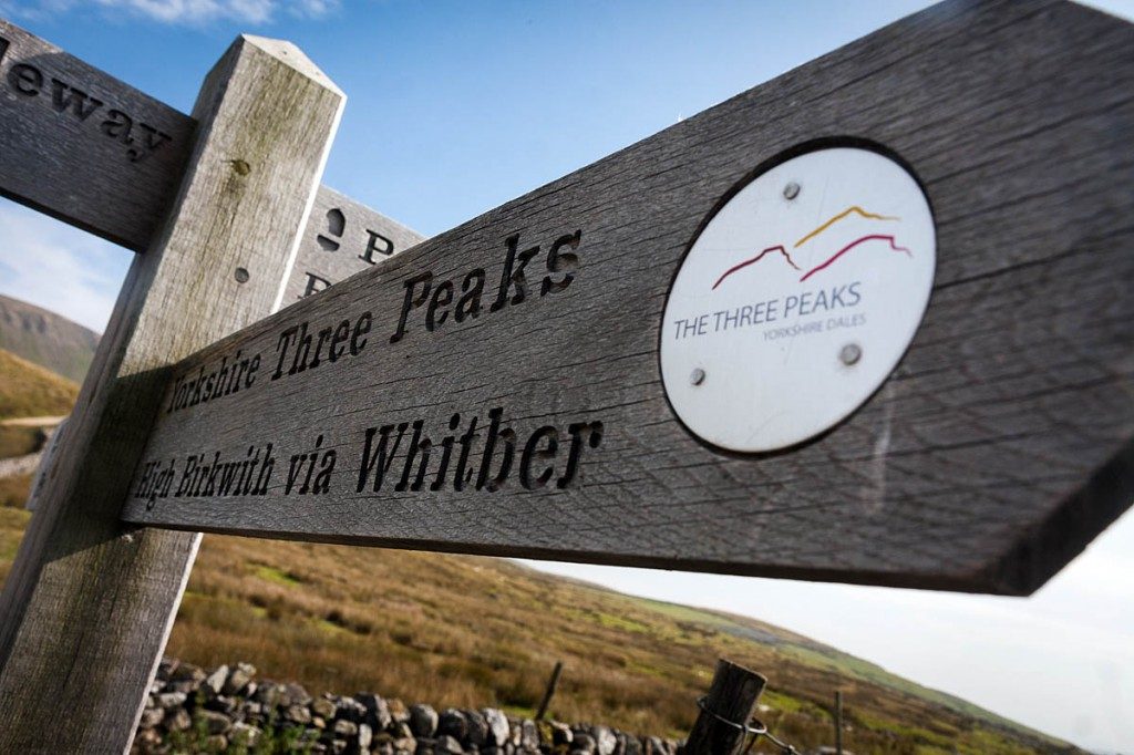 The Yorkshire Three Peaks route attracts thousands of visitors each year