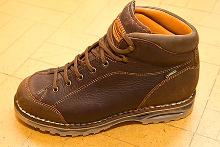 Grough Zamberlan Steps Up For Showtime With New Boot Models
